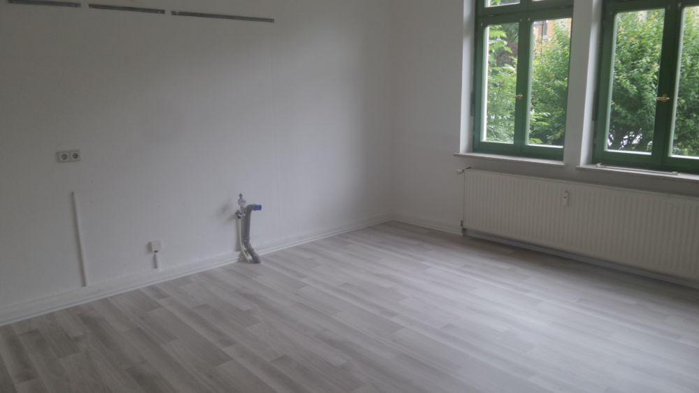 Wohnzimmer Mit Offener Kueche